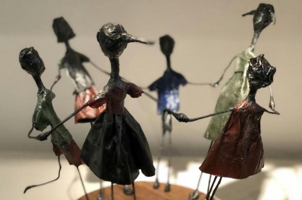 Agenda: exposição conceito pode ser visitada na galeria Arte Quadros, em Caxias Sandra Barreiro/Divulgação