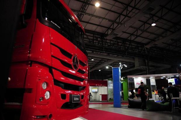 Setor de transportes aposta cada vez mais em tecnologia embarcada Marcelo Casagrande/Agencia RBS
