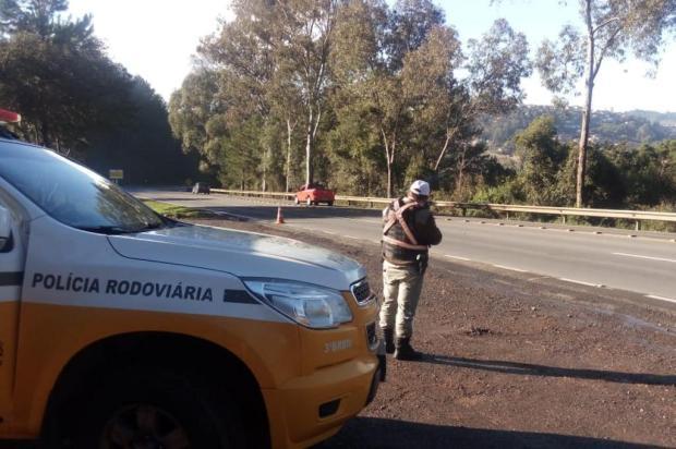 Duas pessoas ficam feridas após serem atropeladas na região Divulgação/Grupo Rodoviário de Farroupilha