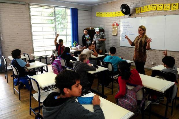 28 escolas estaduais da região recebem verba para reformas Diogo Sallaberry/Agencia RBS