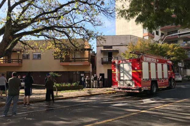 Incêndio em apartamento mata idosa em Caxias André Tajes/Agência RBS