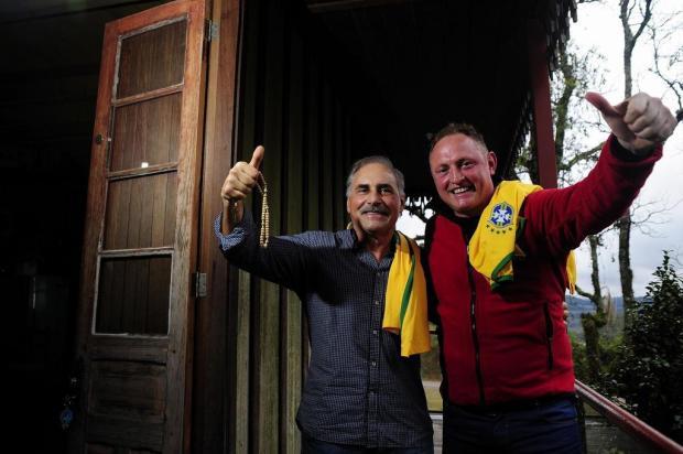 """""""Atletas"""" do Carrossel contam histórias do técnico da Seleção e falam da amizade com Tite Marcelo Casagrande/Agencia RBS"""
