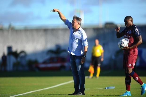 Intervalo: Primeiro jogo da decisão manteve o Caxias muito vivo na briga pelo acesso Lucas Amorelli/agencia RBS