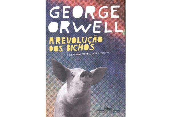 """Agenda: clássico """"A Revolução dos Bichos"""" é tema do Clube de Leitura na próxima quarta, em Garibaldi Reprodução/"""