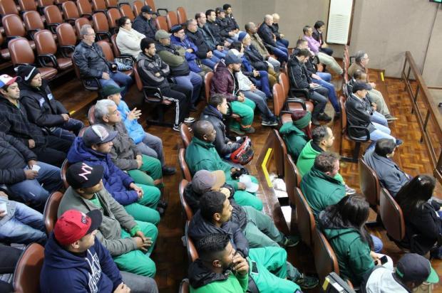 Câmara de Vereadores de Caxias do Sul quer ouvir o Samae sobre demissões de funcionários da Codeca Franciele Masochi Lorenzett/Divulgação