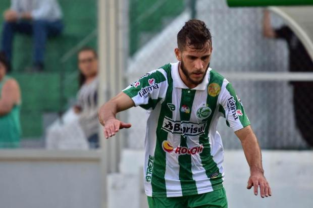 Meia Fellipe Mateus está próximo de retorno aos treinos no Juventude Arthur Dallegrave/Juventude,Divulgação