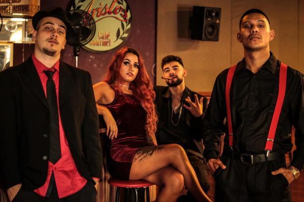 3por4: Grupo caxiense Tp Vicio A Gang lança EP Rafael Willms/Divulgação