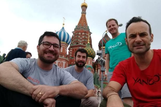 3por4: Primeiro show da Yangos em solo russo será neste domingo Arquivo pessoal/Arquivo pessoal