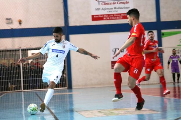 ACBF chega à liderança da Liga Gaúcha, após nove rodadas Ulisses Castro / ACBF/Divulgação/ACBF/Divulgação