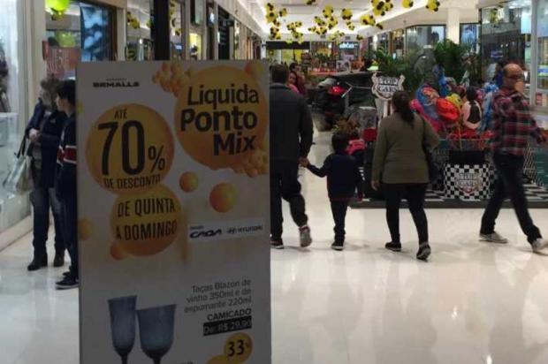 Shopping Iguatemi Caxias promove Ponto Mix até domingo Suelen Mignoni/divulgação