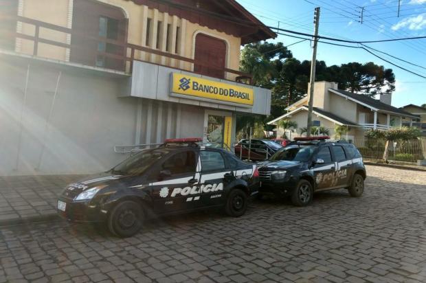 Dois serão indiciados por ataque a bancos em Jaquirana Policia Civil/Divulgação