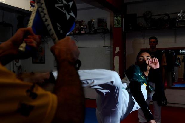 De olho nas Olimpíadas, caxiense embarca para a disputa do Pan-Americano Lucas Amorelli/Agencia RBS