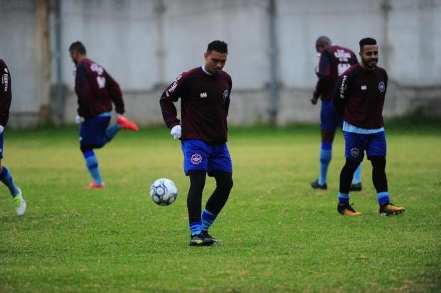 Nathan se mostra confiante no time do Caxias para conseguir o acesso em casa Porthus Junior/Agencia RBS