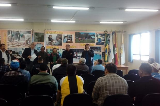 Justiça suspende demissões de 36 funcionários da Codeca em Caxias Aline Ecker / Agência RBS/Agência RBS