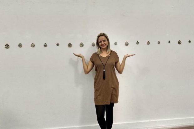 Artista plástica Pamela Reis inaugura a exposição Labirintos Profundos nesta sexta-feira, em Caxias do Sul Acervo pessoal/Divulgação