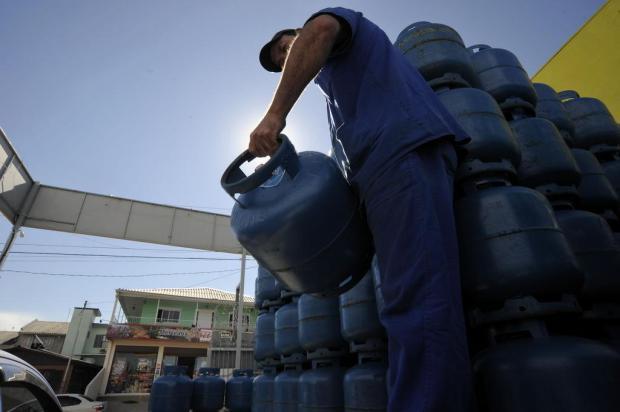 Reajuste do gás chega às revendas de Caxias Marcelo Casagrande/Agencia RBS
