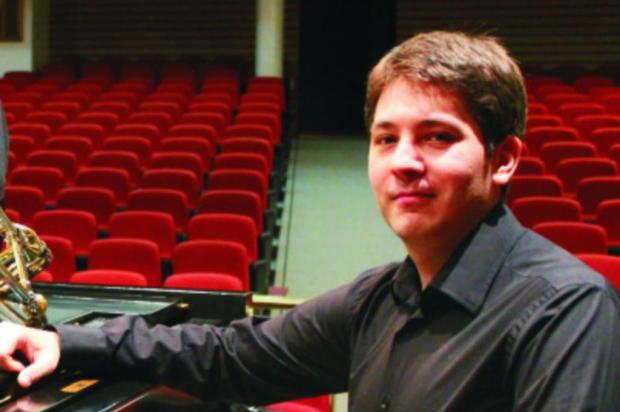 Agenda: Fernando Rauber apresenta o concerto Chopin e Liszt no próximo dia 22, em Caxias Ester Chaves Rodrigues/Divulgação