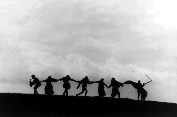 """Agenda: longa """"O Sétimo Selo"""" é exibido quarta-feira, no Instituto Taru, em Caxias Svensk Filmindustri/Divulgação"""