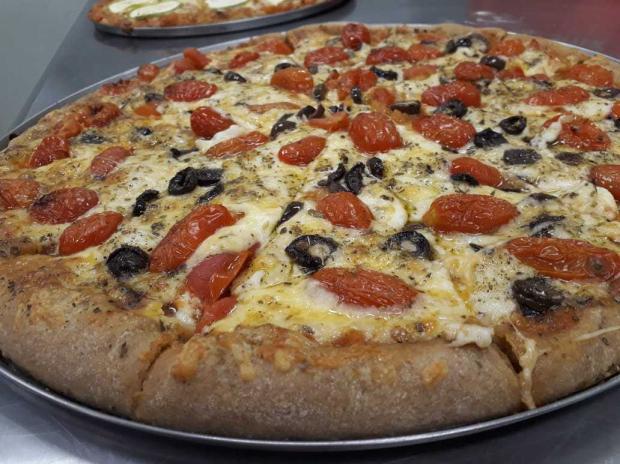 Na Cozinha: celebre a data com uma receita maravilhosa de pizza Reprodução  / Divulgação /Divulgação