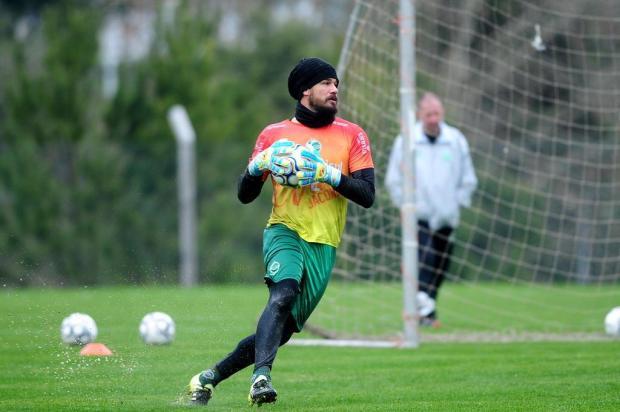 Juventude terá o retorno de Matheus Cavichioli para enfrentar o Brasil-Pel Diogo Sallaberry/Agencia RBS