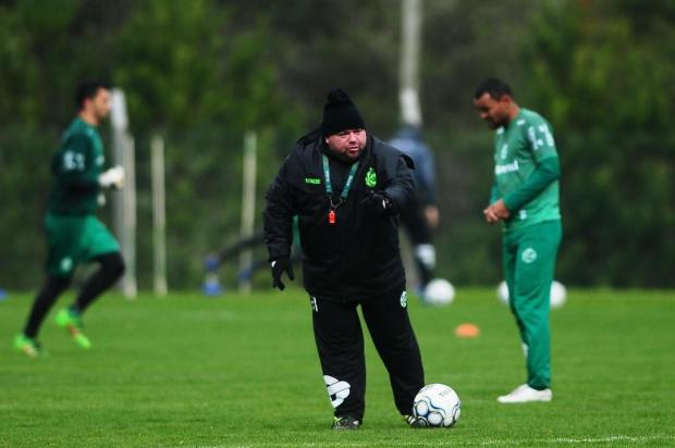 Juventude tem dúvida no meio-campo para a partida contra o Brasil, em Pelotas Diogo Sallaberry/Agencia RBS