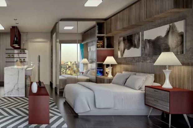 Viver em condomínio ou hotel? INZ Projetos/Reprodução