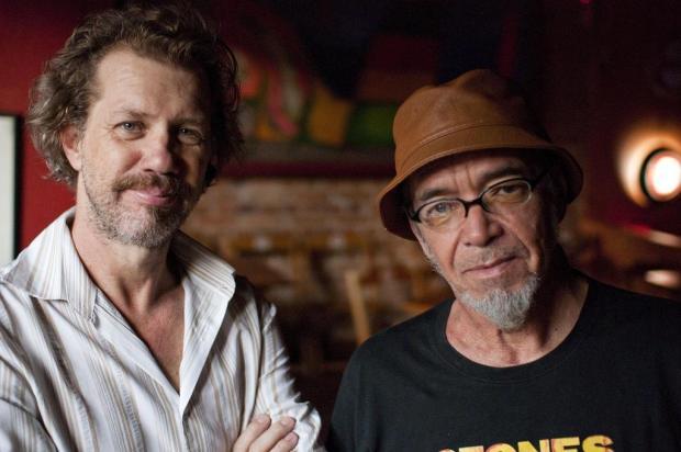 Wander Wildner e Jimi Joe comemoram semana do rock em Caxias Fernanda Chemale/Divulgação