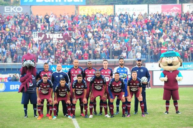 Caxias decide não disputar a Copinha FGF no segundo semestre de 2018 Porthus Junior/Agencia RBS