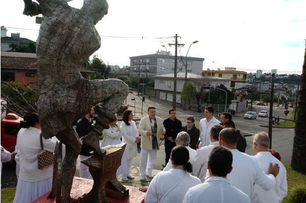 Encaminhada ação para tornar Monumento a Ogum Patrimônio Cultural de Caxias  Daniel Corrêa / Divulgação/Divulgação