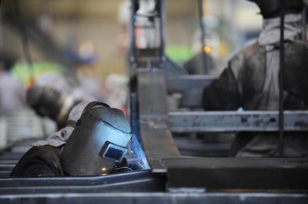 Greve dos caminhoneiros interrompeu ciclo de retomada na indústria metalúrgica Roni Rigon/Agencia RBS