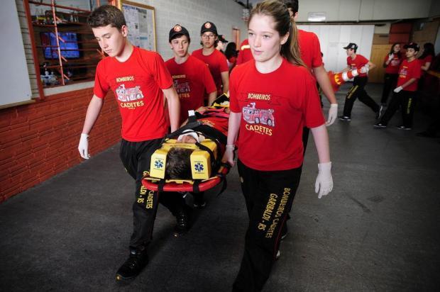 Comunidades são essenciais para manter atividades dos bombeiros voluntários na Serra Marcelo Casagrande/Agencia RBS