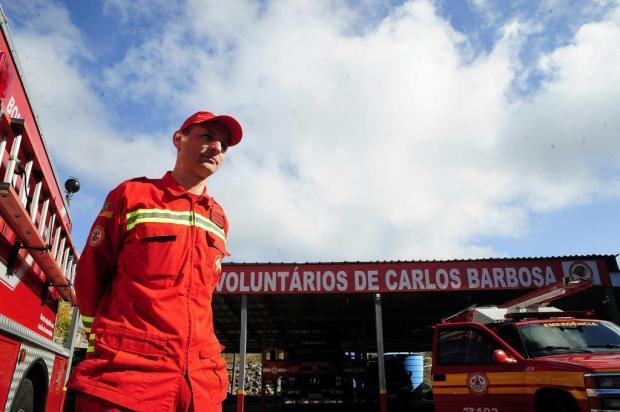 Advogados, enfermeiros, empresários: os rostos que mobilizam os bombeiros voluntários de Carlos Barbosa Marcelo Casagrande/Agencia RBS