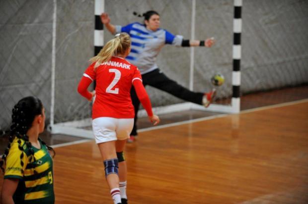 Time feminino do Brasil perde na estreia do Mundial de Handebol para Surdos Lucas Amorelli/Agencia RBS