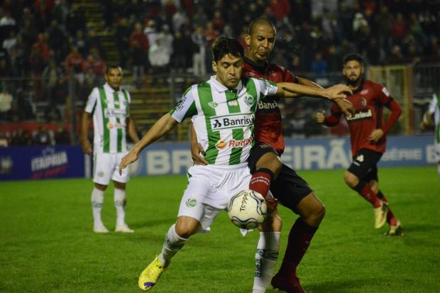 Em jogo fraco tecnicamente, Juventude empata com o Brasil-Pel fora de casa Flavio Neves / Estadão Conteúdo/Estadão Conteúdo