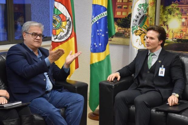 Câmara de Vereadores de Caxias vai doar carro à prefeitura Felipe Padilha/Divulgação
