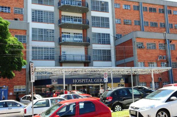 Finalização de obra no Hospital Geral seria solução para a falta de leitos em Caxias Roni Rigon/Agencia RBS