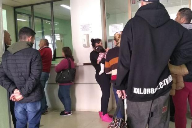 Com apenas um clínico, Postão 24H de Caxias chega a ter demora de até cinco horas para atendimento Bruna Valtrick / Agência RBS/Agência RBS