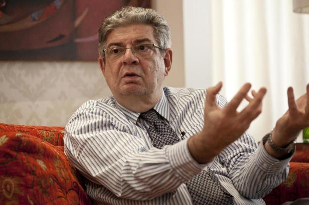 """""""É a eleição mais perigosa desde 1989"""", acredita o ex-governador Antônio Britto RICARDO KEUCHGERIAN/Divulgação"""
