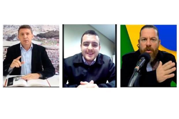 Pré-candidatos recorrem a vídeos para popularizar imagem e nome Divulgação/