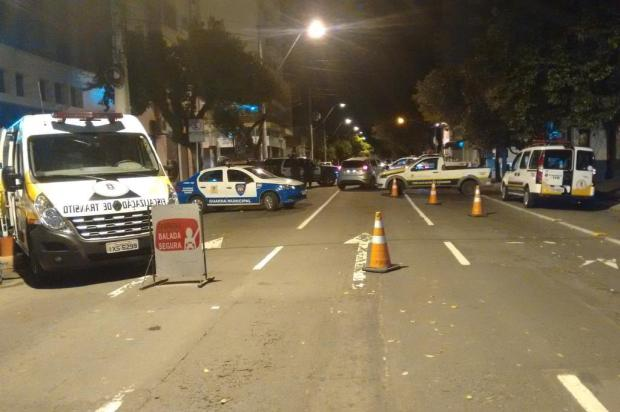 Blitz flagra 37 motoristas sob efeito de álcool no final de semana em Caxias Secretaria de Trânsito/Divulgação