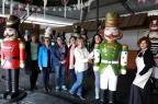3por4: Artistas locais ajudam a compor decoração do Natal Luz de Gramado Cleiton Thiele/Divulgação