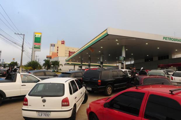 Caxias do Sul terá dois postos vendendo gasolina a R$ 2,50 o litro Roni Rigon/Agencia RBS