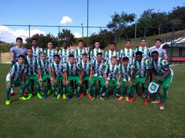 Juventude estreia com vitória sobre time mineiro na Taça BH Sub-17 Federação Mineira de Futebol / Divulgação/Divulgação
