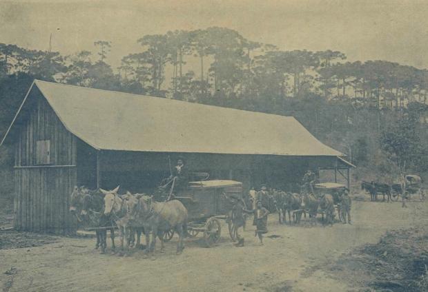Memória: Caxias no tempo dos cabungos Acervo Arquivo Histórico Municipal João Spadari Adami / reprodução/reprodução