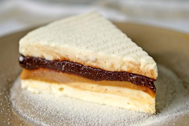 Na cozinha: sirva essa torta de sorvete de leite ninho e nutella Tastemade / Divulgação/Divulgação