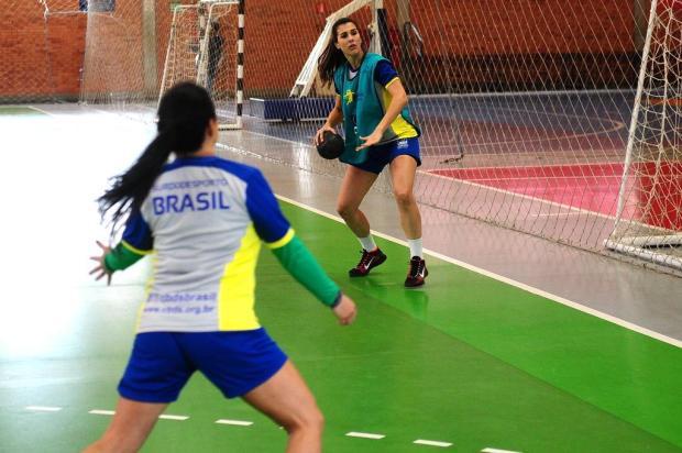 Com gol no último lance, time feminino do Brasil vence a Rússia no Mundial Diogo Sallaberry/Agencia RBS