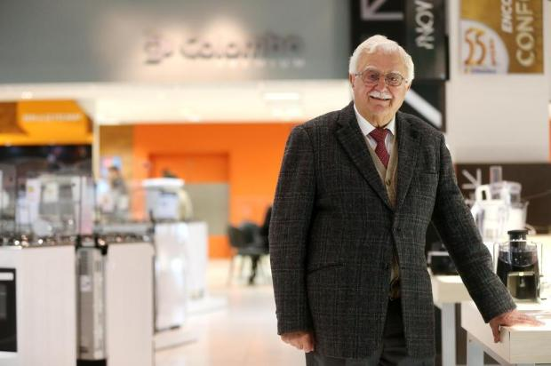 Adelino Colombo reassume presidência da rede de lojas Bruno Alencastro/Agencia RBS