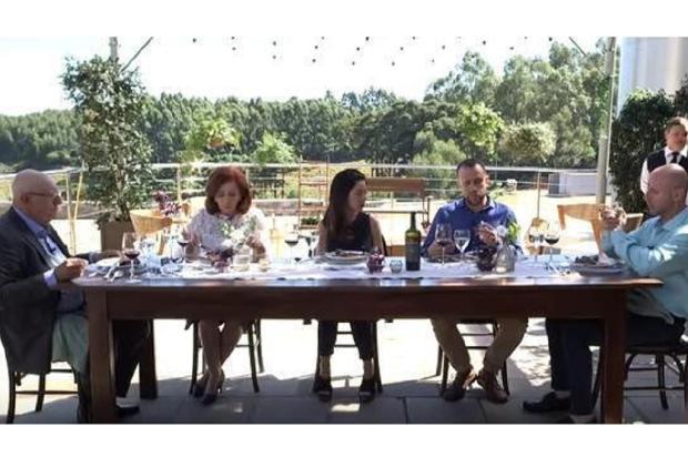 Vinhos da Serra são protagonistas do MasterChef Brasil Masterchef / Divulgação/Divulgação