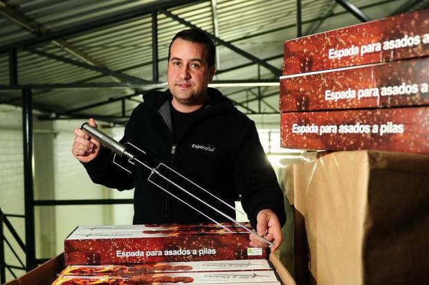 Exportação entra nos planos de micro e pequenas empresas da Serra Diogo Sallaberry/Agencia RBS