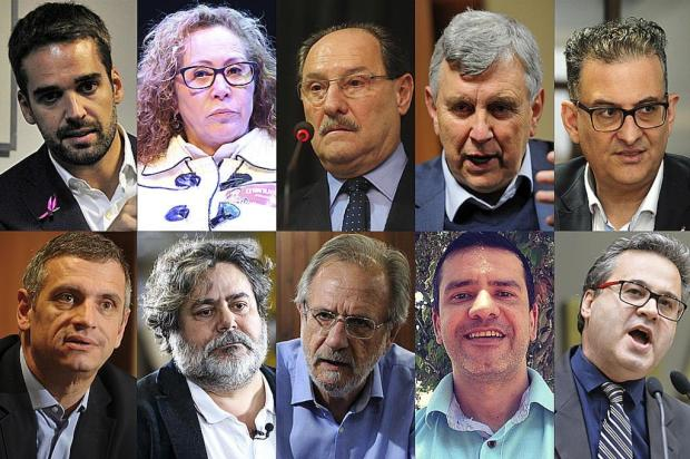 Pré-candidatos ao Governo do Estado em campanha aberta Divulgação/Divulgação
